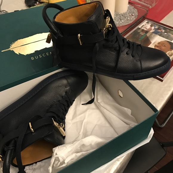 Buscemi Shoes - Worn one time 9/10